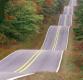paved 2 lane road