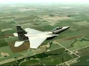 F15 jet