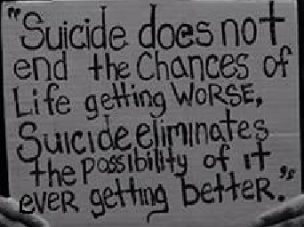words about Suicide