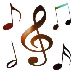 music notes clip symbols live clipart note laugh happy know re