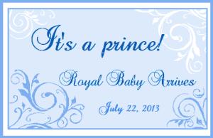 Its a prince