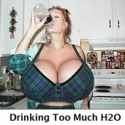 Drinking Too Much H2O